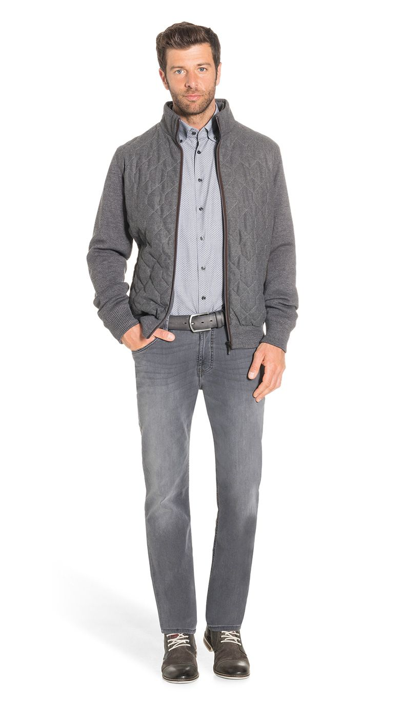 bugatti Outfit Casual Business Look